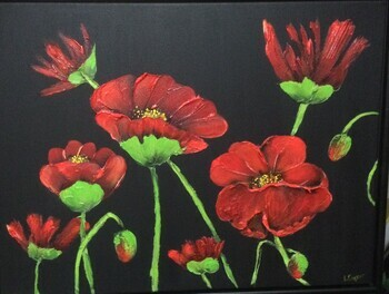 Ragged Poppies